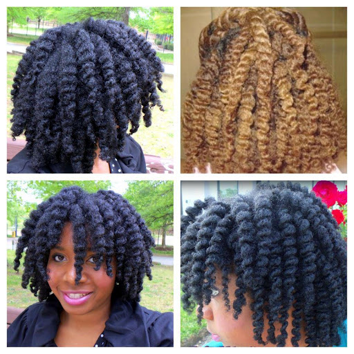 Natural Hair Styles Twist Out